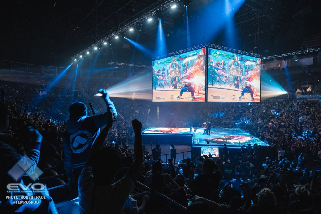 Fighting Game Competition
