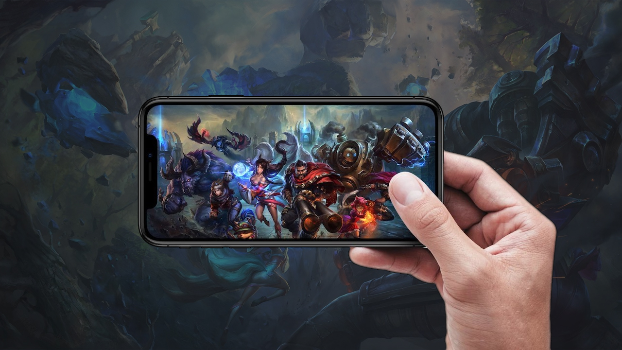 League of Legends Mobile: Leaked Gameplay Revealed! - TOP10